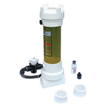 Rainbow chlorine or bromine feeders Swimming pool chemical dosing system