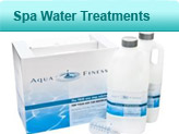 Spa water products