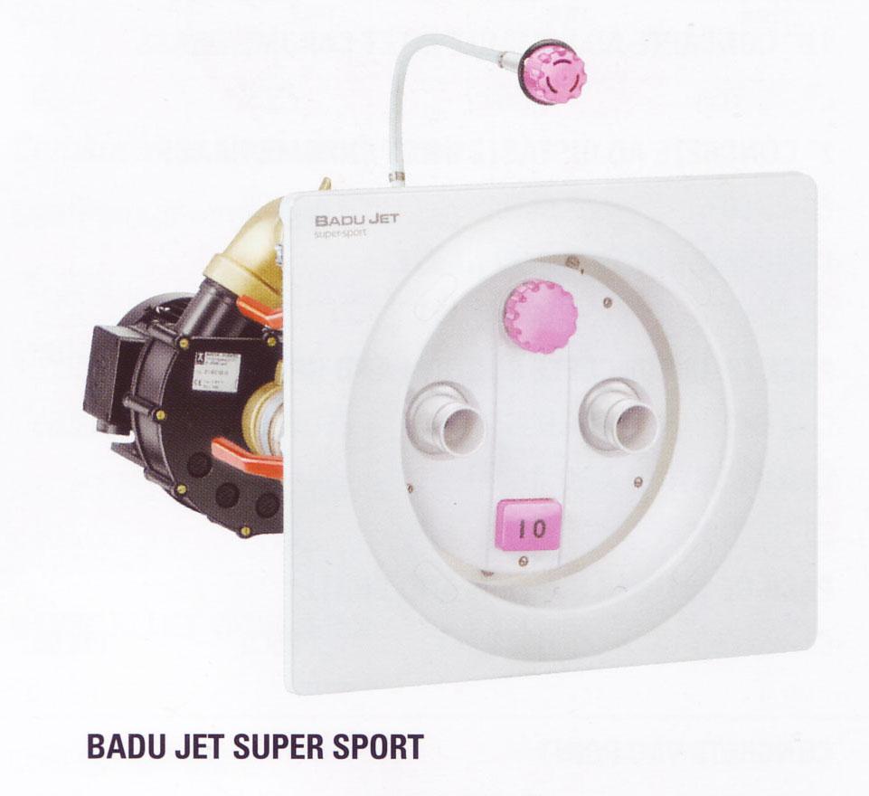 Badu Jet Super Sport