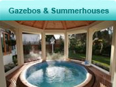 Gazebos & Summerhouses