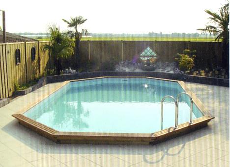 Wooden Swimming Pools Gardipool Octoo Rectoo And Quartoo