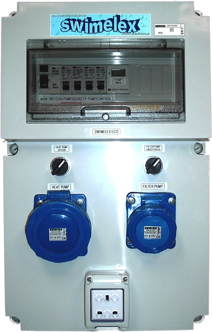 Swimelex Swimming Pool Control Panels