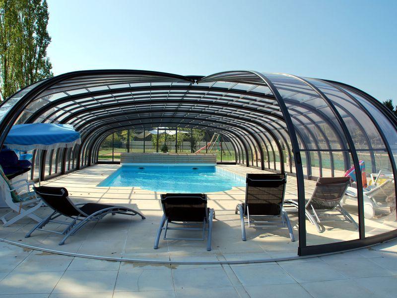 ipc olympic swimming pool enclosure. Black Bedroom Furniture Sets. Home Design Ideas
