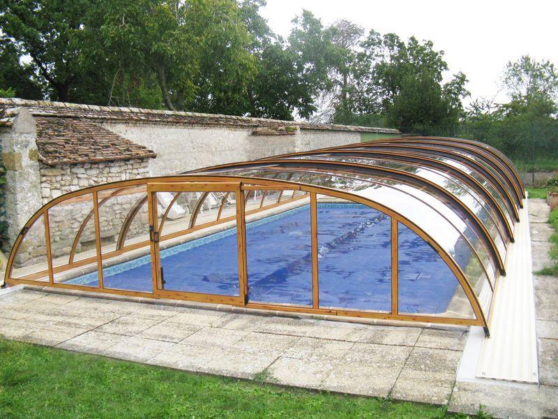 Ipc Tropea Swimming Pool Enclosure