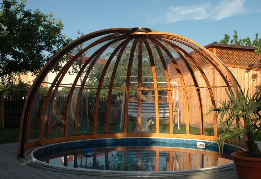 Ipc Orient Pool Swimming Pool Enclosure