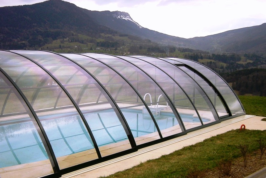 Ipc Universe Swimming Pool Enclosure