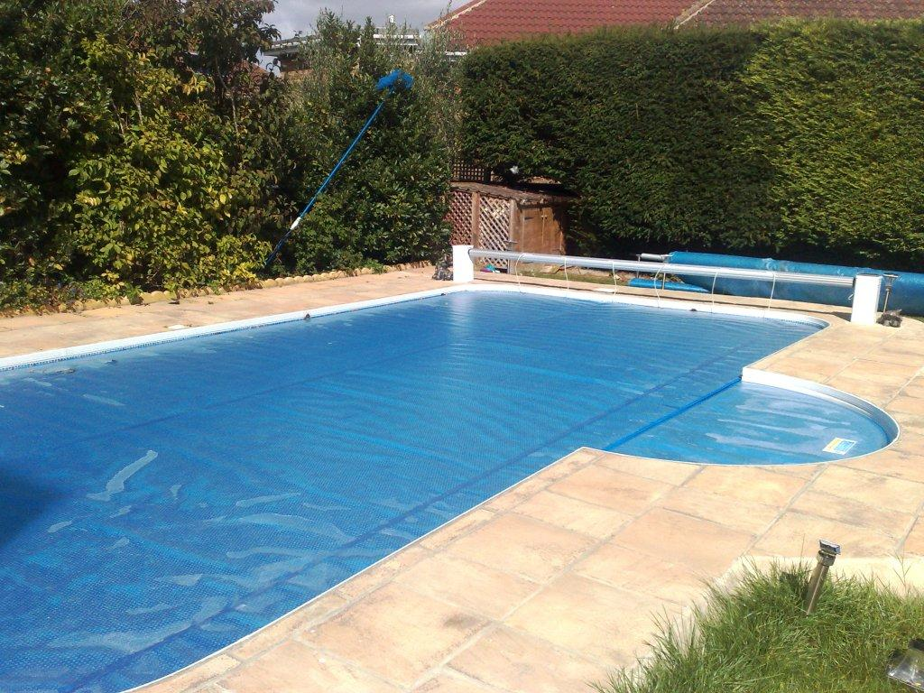 Kafko polymer panel swimming pool