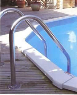 Doughboy Stainless Steel Deck Ladder