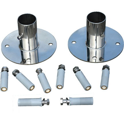 Sleeve flange kit