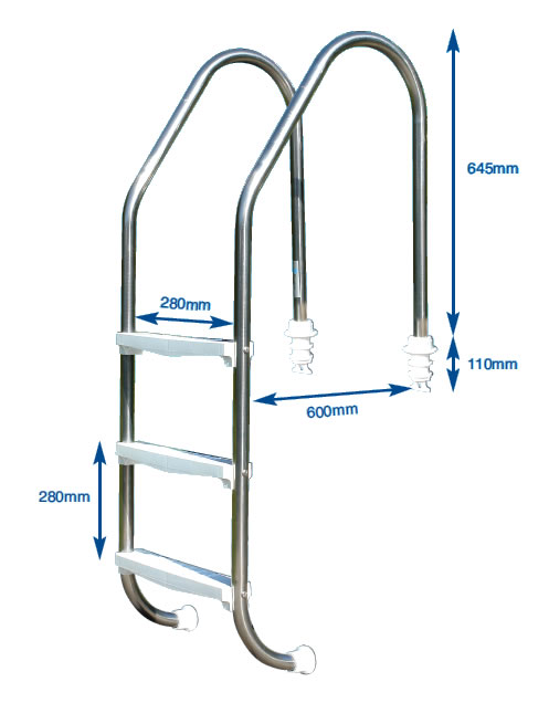 Plastica Standard Ladder