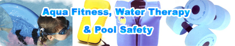 Aquafittness, Water Therapy & Pool Safety