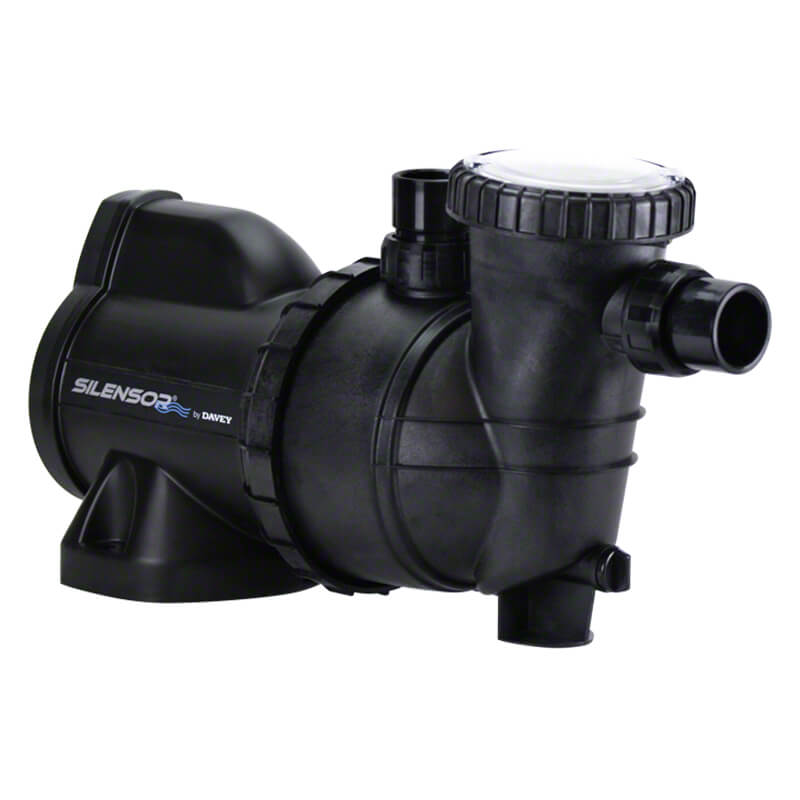 Silensor Single And Three Phase Super Quiet Pool Pump