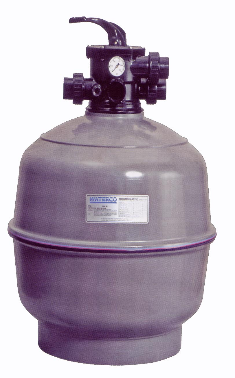 waterco sand filter includes 6 way multiport valve. Black Bedroom Furniture Sets. Home Design Ideas