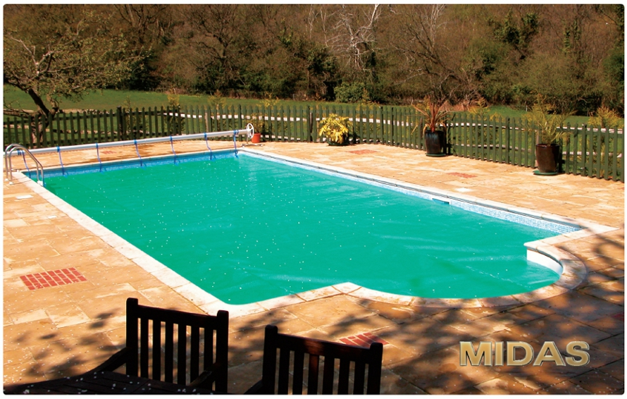 Swimming Pool Solar Covers & Heat Retention Covers