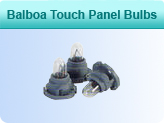 Balboa Touch Panel Bulbs
