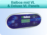 Balboa Mid VL and Deluxe Panels