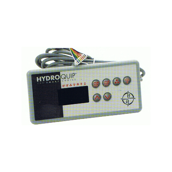 Gecko And Hydroquip Touch Panels For Hot Tubs