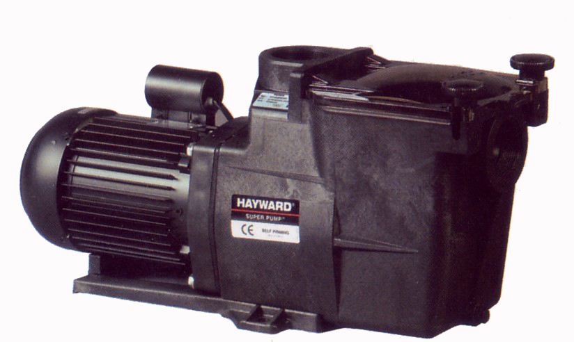 Hayward Super Swimming Pool Pump 1 Or 3 Phase