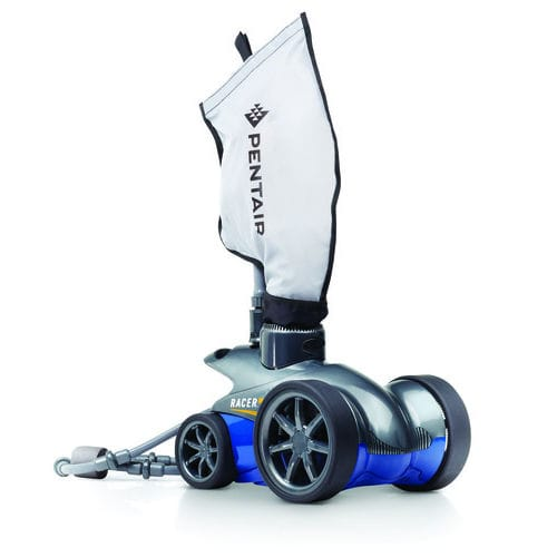 pentair bluefury lite pool cleaner complete with 1 hp booster pump