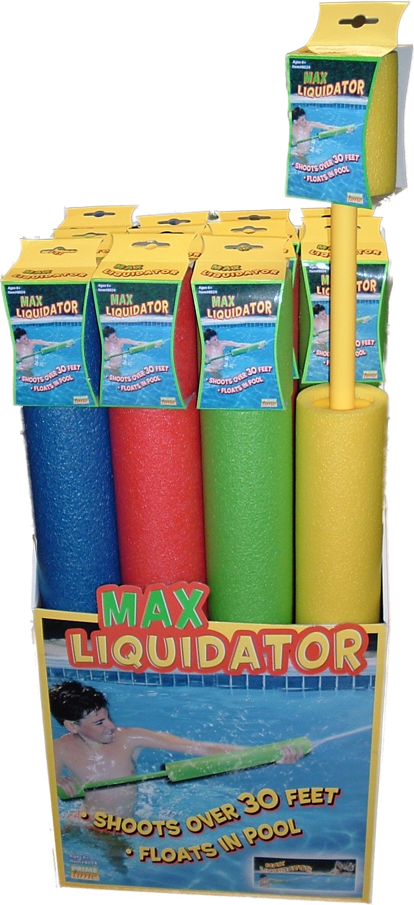 Liquidator Water Shooter