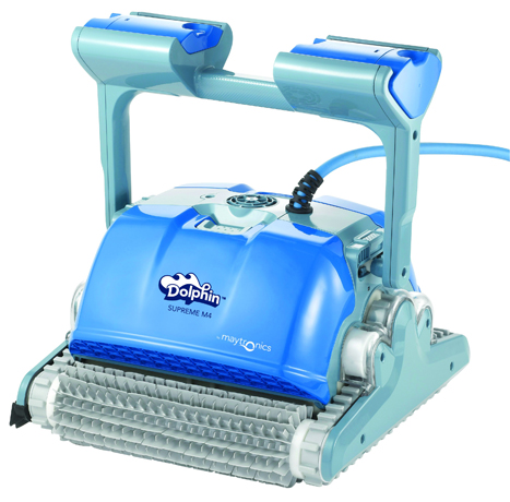 Dolphin M400 And M500 Automatic Pool Cleaners And