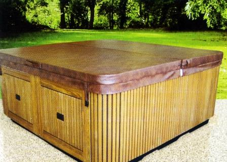 Spaform Hot Tub Rigid Insulation Cover
