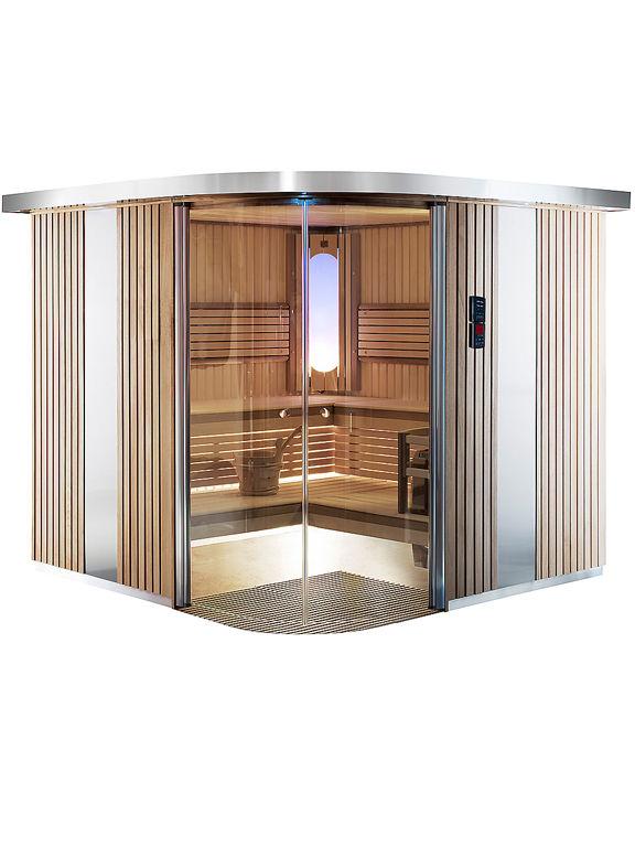Harvia Rondium Amp Rubic Saunas