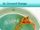 In Ground Hot Tub Spa Range