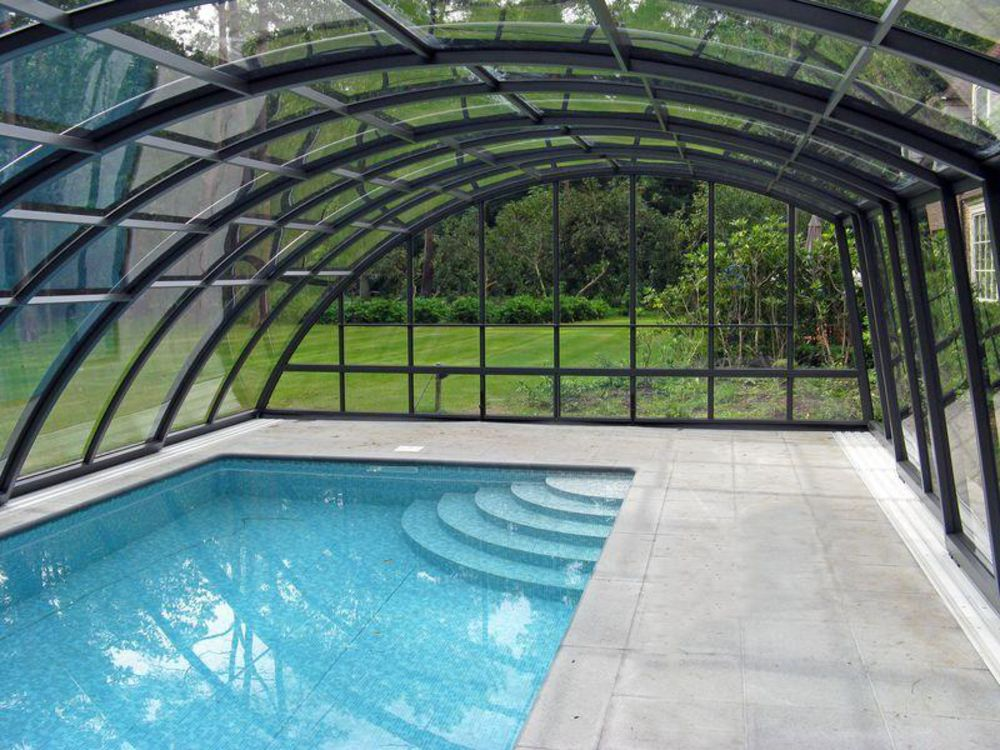 Ipc ravena swimming pool enclosure - Swimming pool enclosures ...