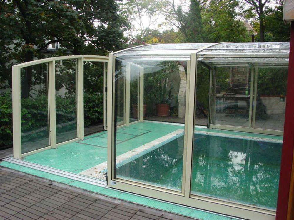 Ipc vision swimming pool enclosure - Swimming pool enclosures ...
