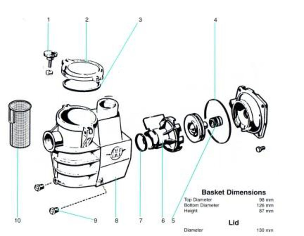 wiring diagram for pentair pool pump motor with Whisperflo Parts Diagram on Hayward Motor Wiring Diagram together with Hayward Super Ii Pool Pump Wiring Diagram besides Pentair Minimax Wiring Diagrams additionally Sta Rite Well Pump Motor Replacement further Franklin Electric Spa Pump Parts Wiring Diagrams.