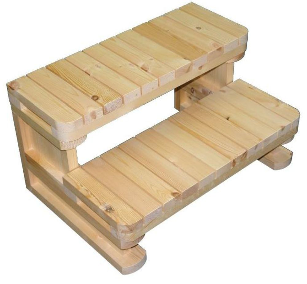 Easy To Ensemble Luxury Wooden Spa Step 163 101 95 Add