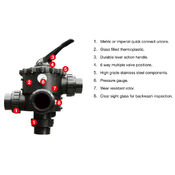 SMD Commercial Multi Port Valve