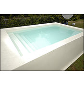 The Puddle Fibre Glass Pool