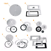 Certikin Refurb Kits  2