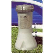 Free Standing Cartridge Filter Pump for 12' and 15' Swimming Pools