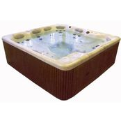Hot Tub with Spruce Wood Cabinet - Spaform Grand Canyon II