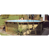 Premium Wooden Swimming Pool