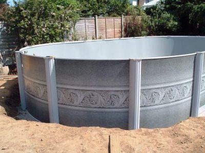 Esther Williams 30 X 15 Oval Aluminium Pool Case Study