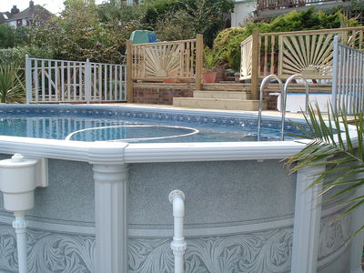 Classic Aluminium Swimming Pool Kits
