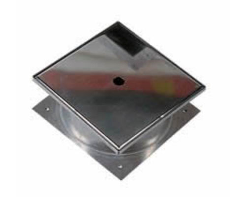 Stainless Steel Adjustable Skimmer Lid