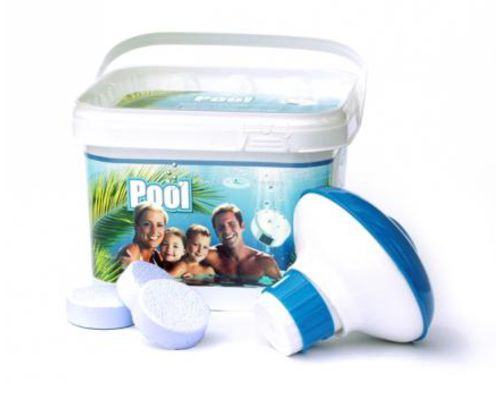 Aquafiness Pool (Floating Dispenser not Provided)