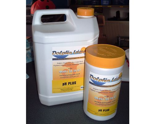 Swimming Pool Chemical 1Kg & 5Kg PH Plus