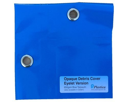 Opaque Debris Cover Eyelet Sample