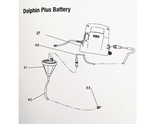 Dolphin Plus Battery Diagram