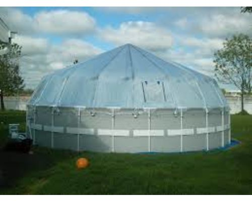 Fabrico Dome for Round Above Ground Pools