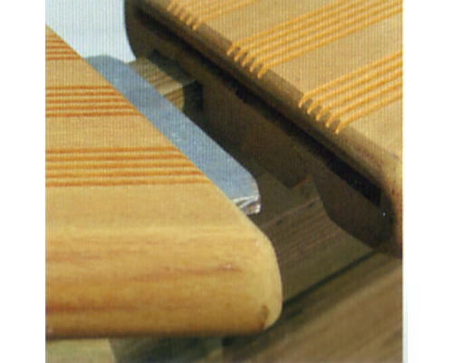 Gardi Timber Swimming Pool Top Rails