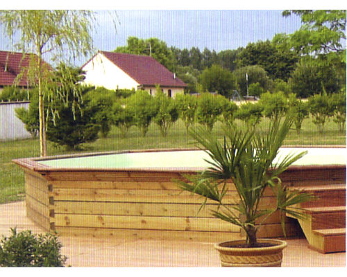 Gardi Wooden Swimming Pool
