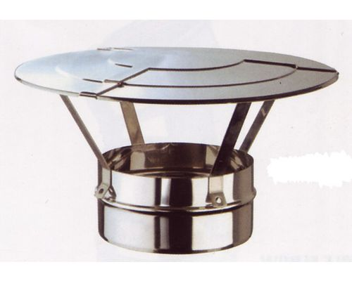 Stainless Steel Rain Cap for Gas Pool Heater