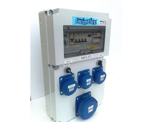 Electrical control panel for Swimming Pool
